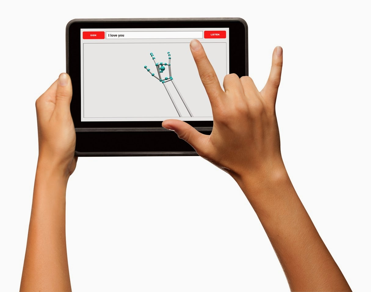 Assistive Technology Blog: UNI: A Device That Converts ...