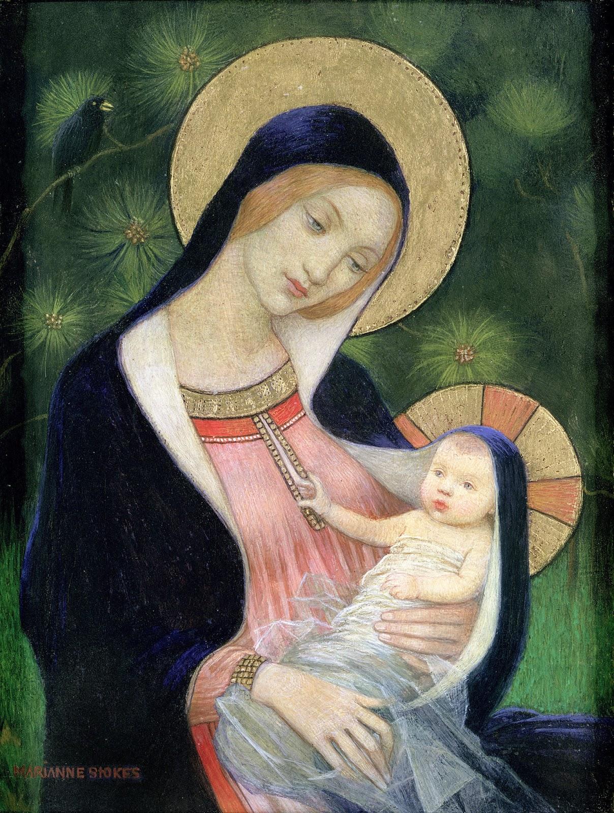 Honoring Mary; Celebrating Christ   WCU Catholic Campus Ministry