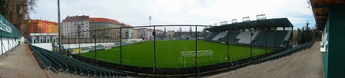 Stadium view. DOLICEK.