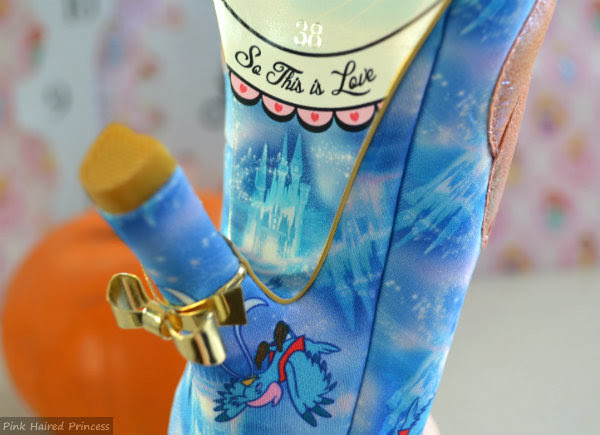 irregular choice faith in dreams sole castle detail