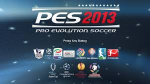 Game Pro Evolution Soccer 2013 untuk PC