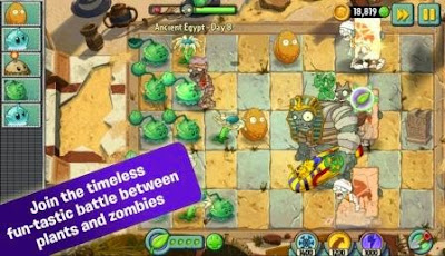 Plants vs. Zombies 2 MOD APK 4.0.1-Screenshot 1