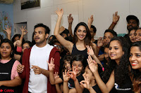 Kiara Advani Black Tank Top Tight leggings Tu Cheez Badi Hai Mast Mast~  Exclusive 05.JPG