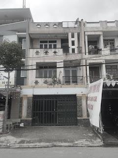 Cải tạo nhà phố ở Bình Tân