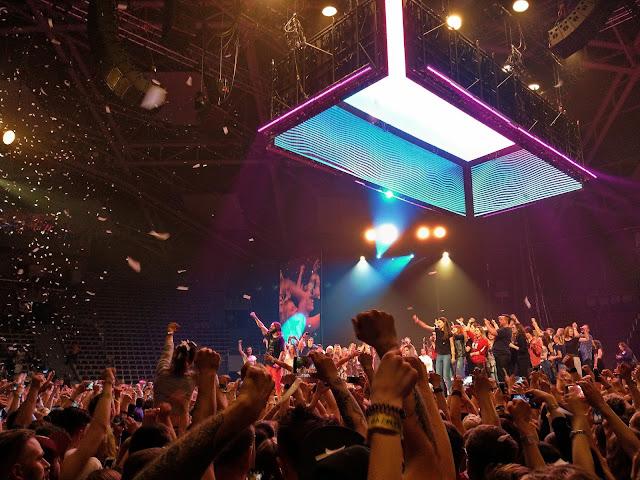#0 Seconds To Mars w Łodzi, Jared Leto, Shannon Leto, Monolith Tour,