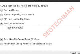 Contoh File Htaccess