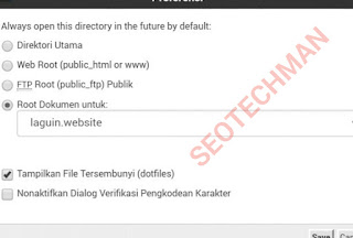 Contoh File Htaccess