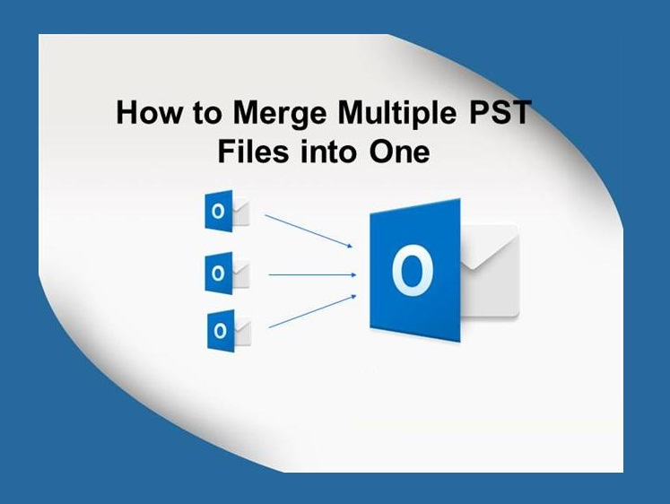 Combine Multiple Outlook PST Files