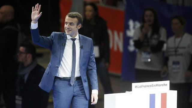 Ο Μακρόν, το «μάρκο» και η αφύπνιση της Γαλλίας
