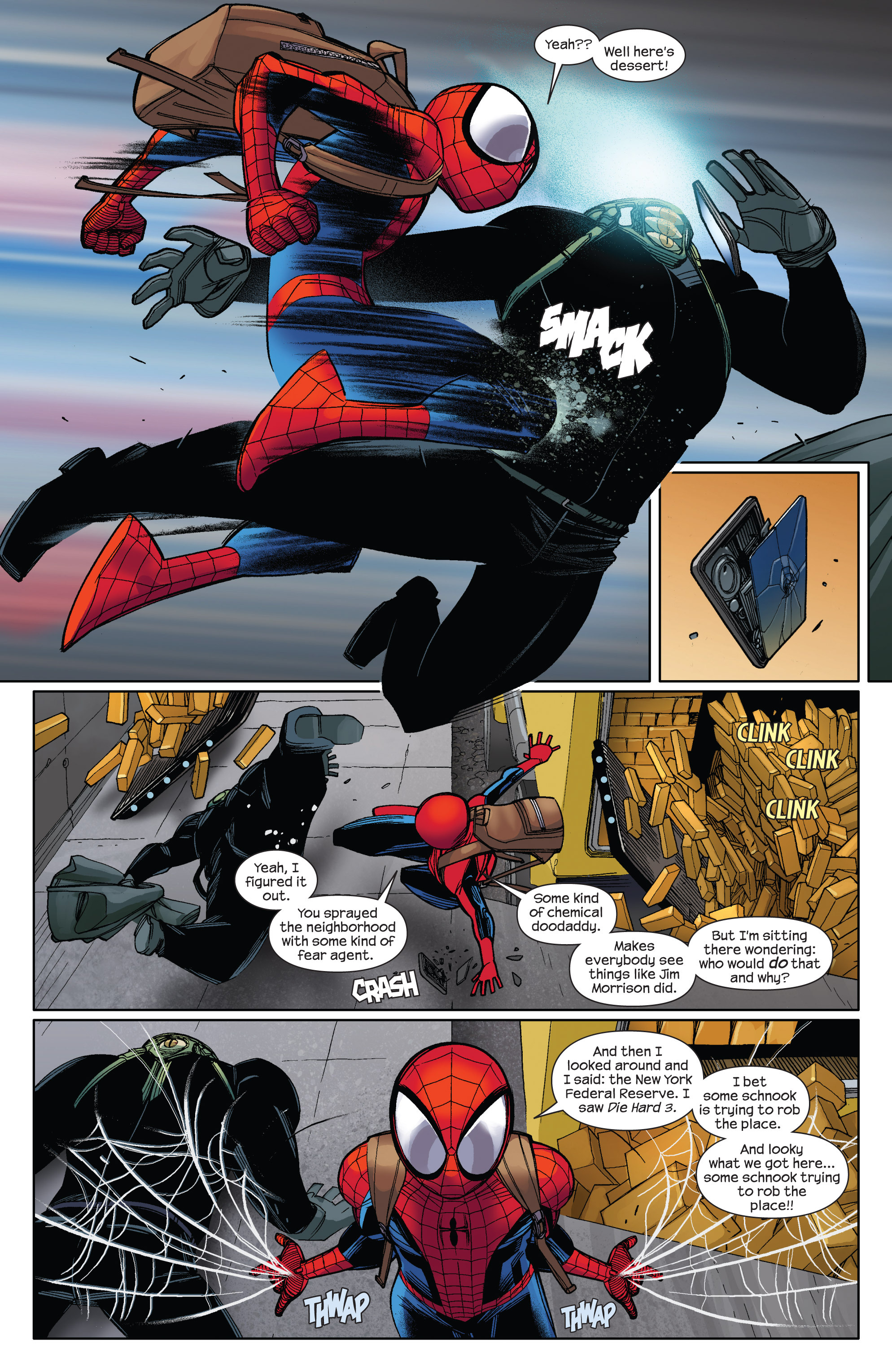 Read online Ultimate Spider-Man (2009) comic -  Issue #3 - 15