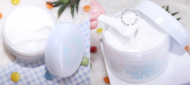 Elizavecca Milky Piggy Real White Time Milk Cream review