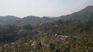 Way to Kurseong 3