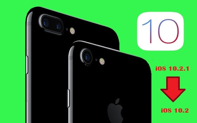 How to downgrade iOS 10.2.1 to iOS 10.2 on iPhone, iPad and iPod touch. First of all, you need to download the iOS 10.2 firmware file for your device from our Download page.
