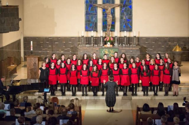 "Artistic Lyceum 'Jordan Misja' girls makes Berlin to ""sing in Albanian"""