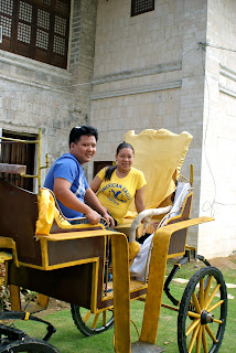 It's more fun in Argao Cebu with Shiela Castro and Kerwin Raga