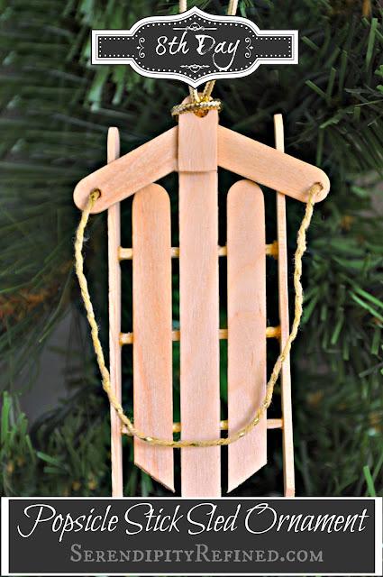 15 Handmade Rustic Christmas Ornaments Remodelando La Casa