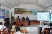 Konsultasi Publik Penyusunan Master Plan Pariwisata Di Pulau Pasi Gusung