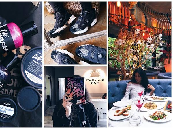 INSTAjuly & INSTAaugust: Юли & Август в Instagram'17