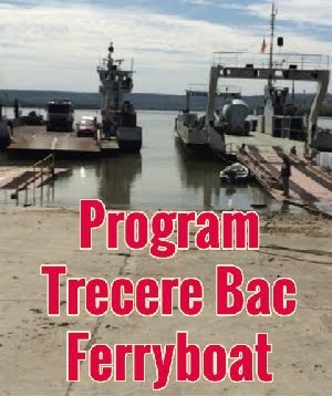 Program Ferryboat Calarasi-Ostrov