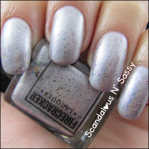 I Plead the Fifth by Firecracker Lacquer