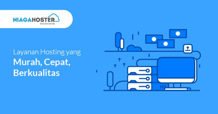 NiagaHoster Hosting/Domain Termurah Asia