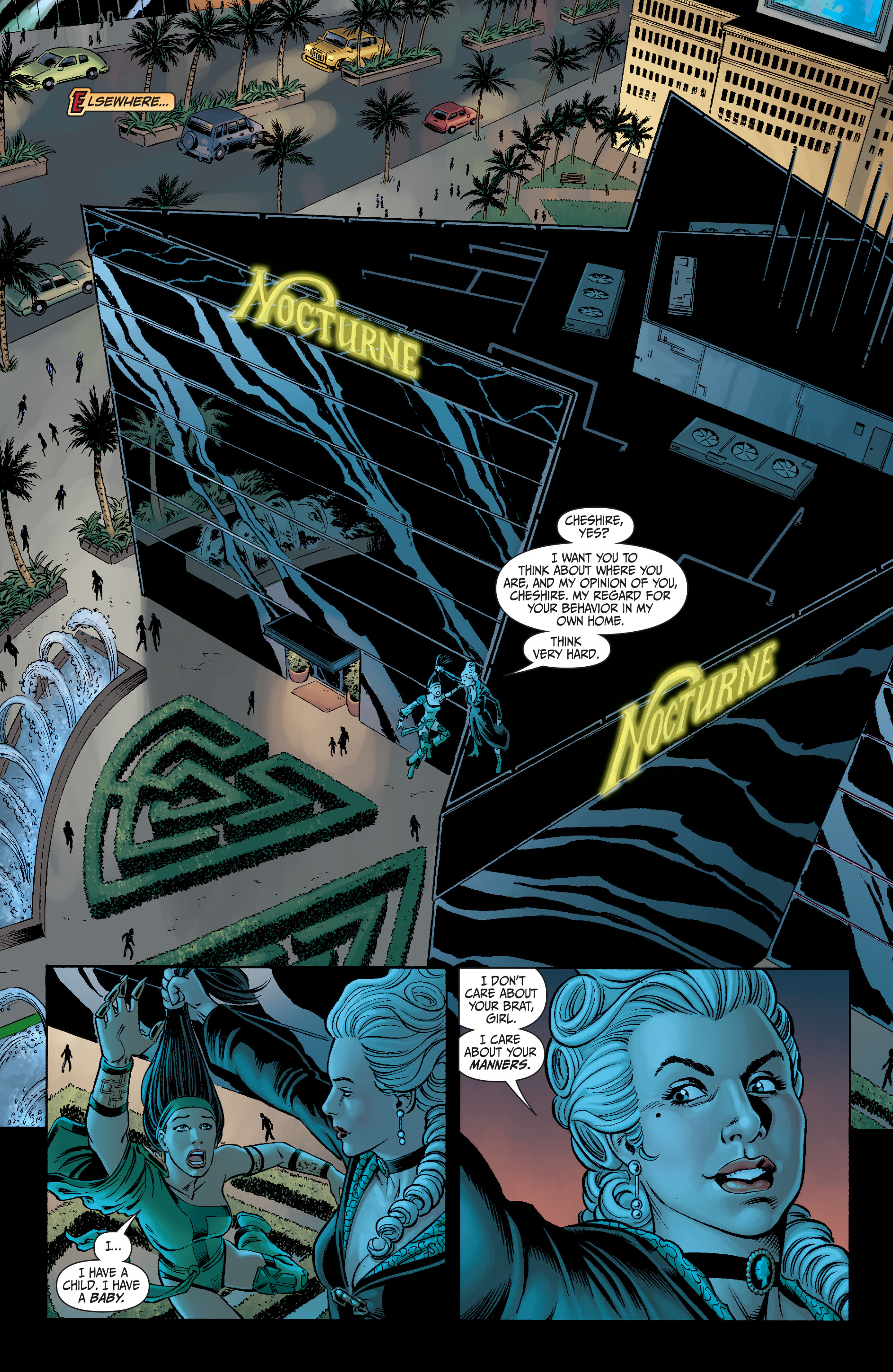 Read online Secret Six (2008) comic -  Issue #5 - 8