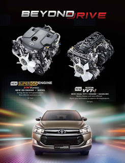 superGD Engine all-new-innova