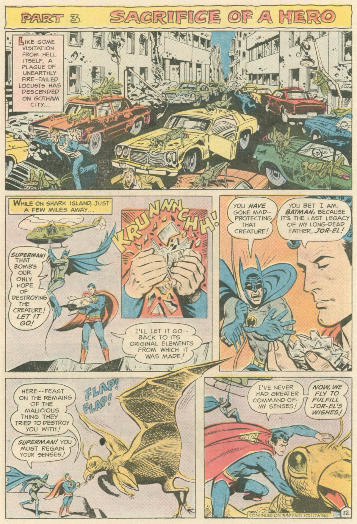 Read online World's Finest Comics comic -  Issue #237 - 22