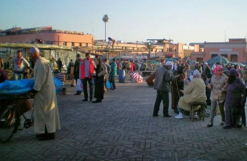 Plaza de Jamma el Fna