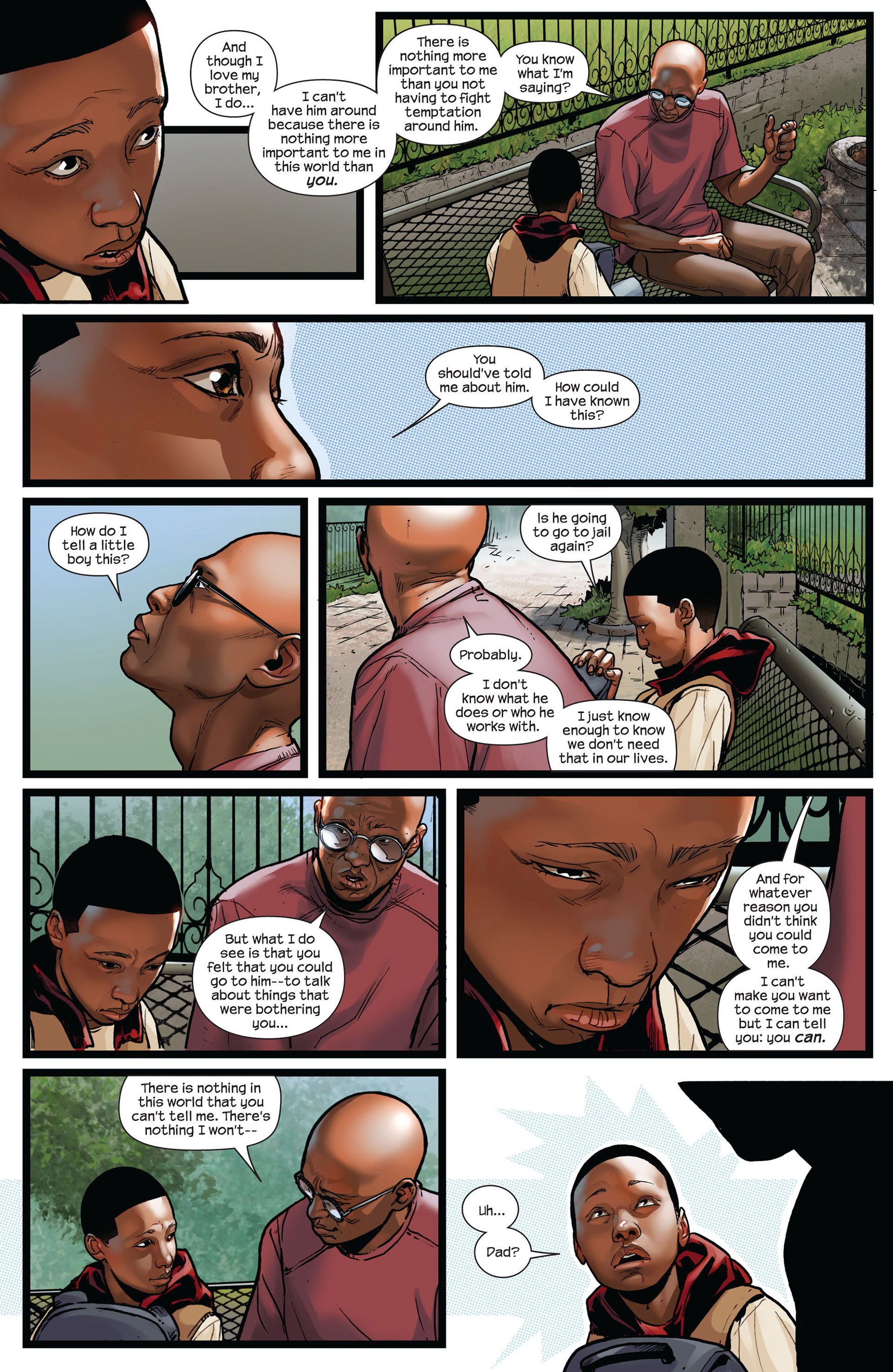 Read online Ultimate Comics Spider-Man (2011) comic -  Issue #2 - 17