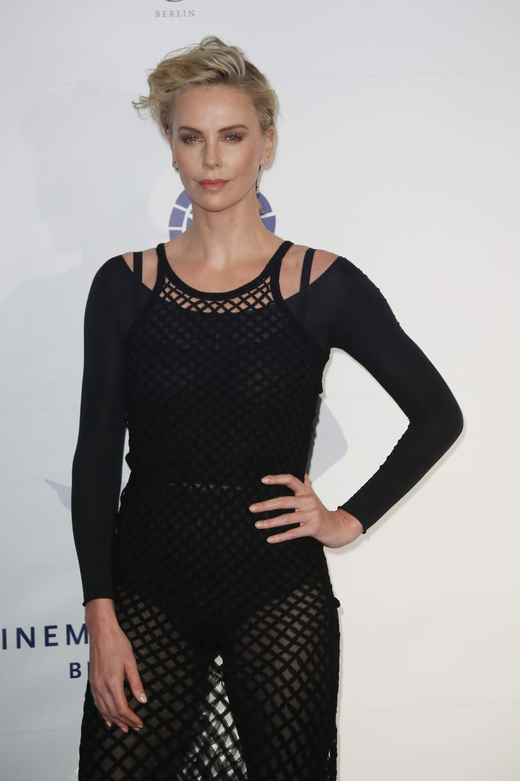 Charlize Theron - Cinema For Peace International Committee & Nominee Dinner in Berlin, Germany