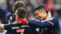 VfL Wolfsburg vs Bayern Munich 0-2 Video Gol & Highlights