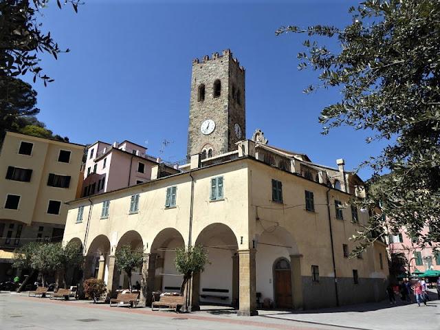torre campanaria chiesa san giovanni monterosso