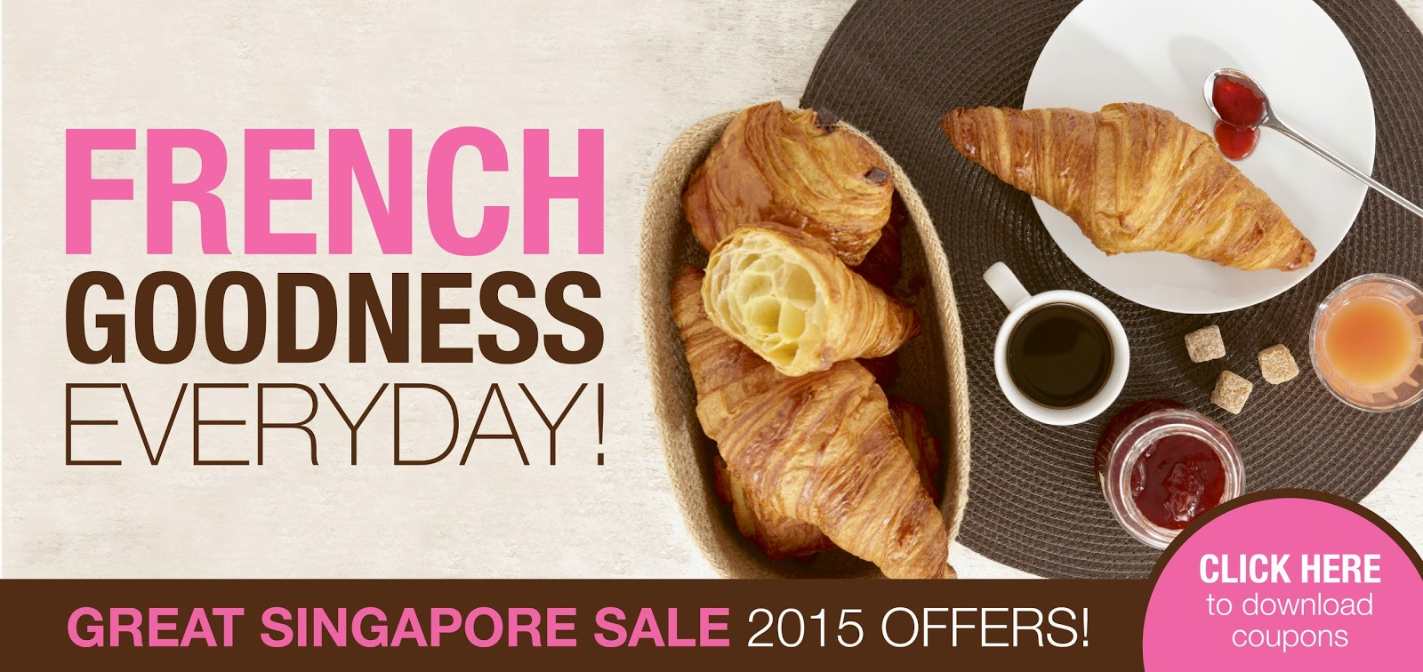 Foodiefc Delifrance Great Singapore Sale 1 For 1