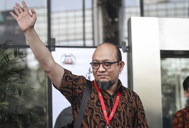 Novel Baswedan Pesimis dengan Tim Gabungan, Polri: Tolong Kargai Kami