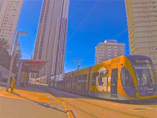 Surfers Paradise North Tram Station