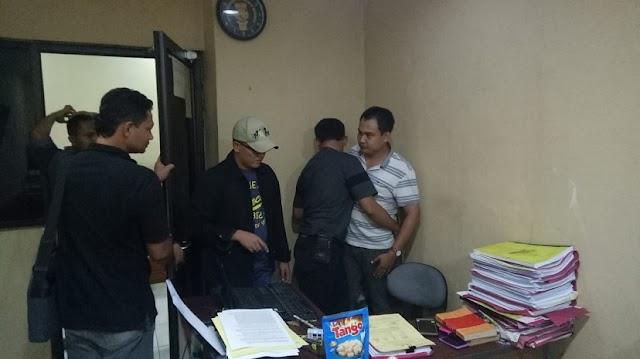 Anggota Polresta Tangerang Terjaring OTT Polda Banten
