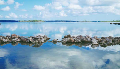 Menikmati Keindahan Laut Mati Di Rote Timur MENIKMATI KEINDAHAN LAUT MATI DI ROTE TIMUR, NTT