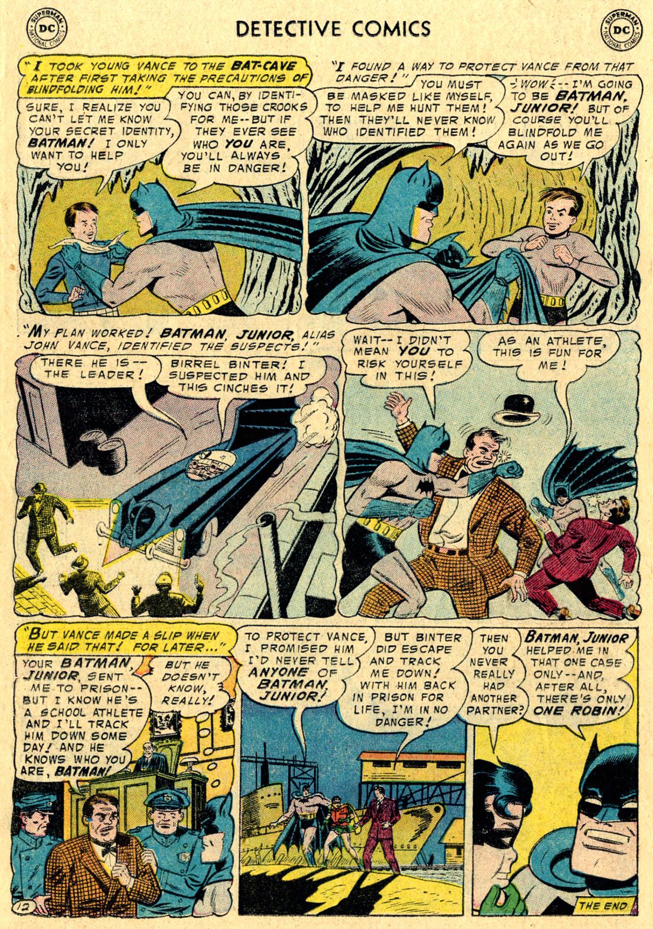 Detective Comics (1937) 231 Page 13