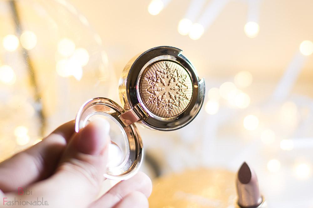 MAC Snow Ball Limited Edition Extra Dimension Eye Shadow Stylishly Merry