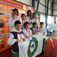 Ομαδική Επιτυχία και 3ο Μετάλλιο για τον ΑΚΟΧ   Πρώτα Αθλητές και Μετά Πρωταθλητές
