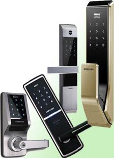 Cách sử dụng Khóa điện tử vân tay Samsung tốt nhất