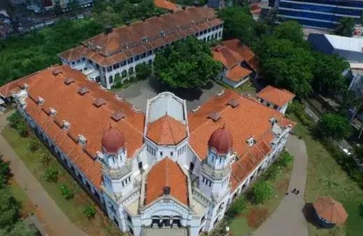 Travelling Keren Semarang