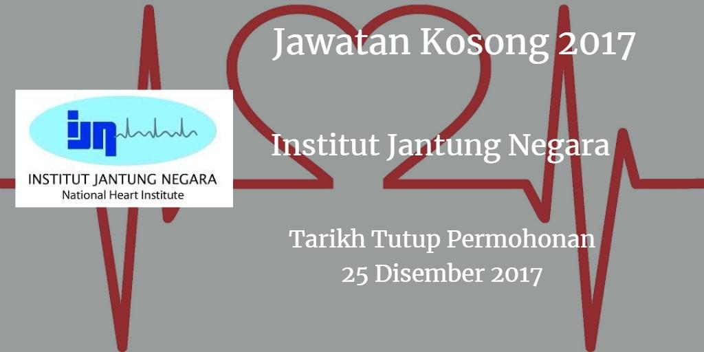 Jawatan Kosong IJN 25 Disember 2017