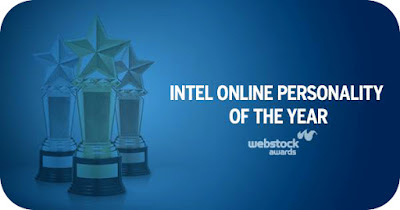 Intel Personality of the Year 2015