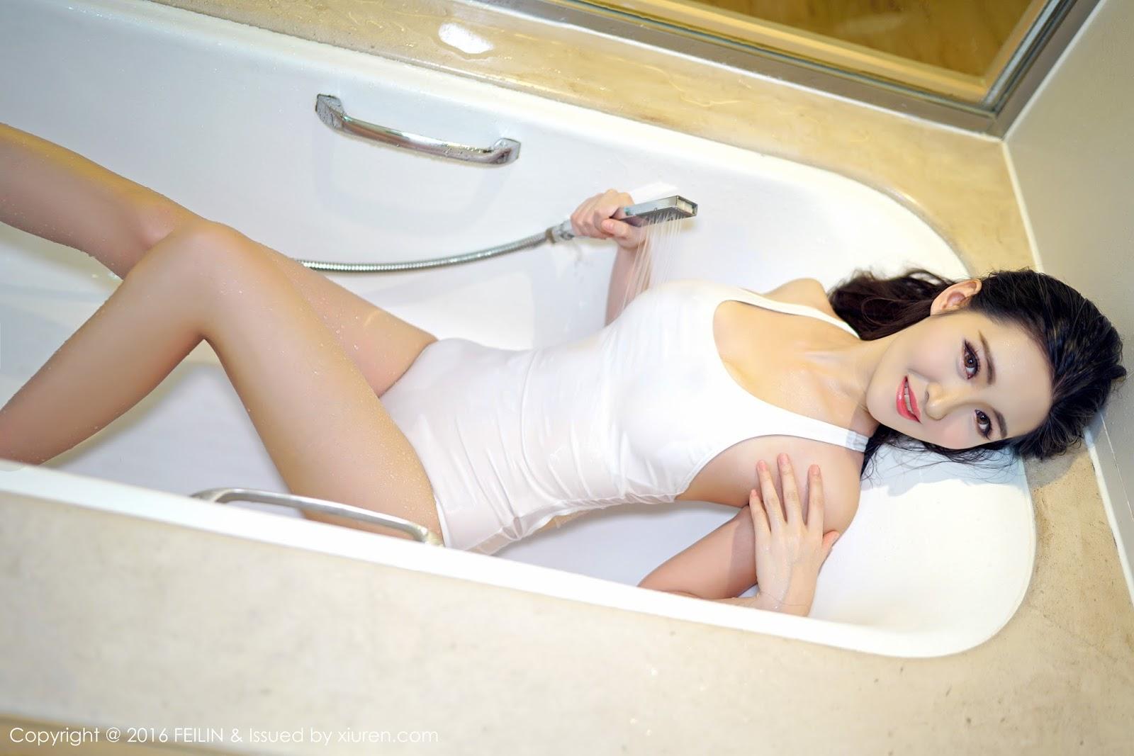 FEILIN - No.067 Shen Mengyao (42 pics)