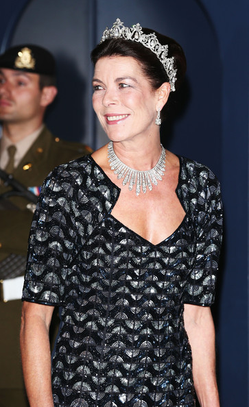 Gala dinner for the wedding of Prince Guillaume Of Luxembourg and Stephanie de Lannoy at the Grand-ducal Palace on October 19, 2012 in Luxembourg, Luxembourg. The 30-year-old hereditary Grand Duke of Luxembourg is the last hereditary Prince in Europe to get married
