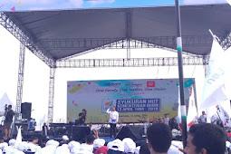 Semarak Kemeriahan HUT BUMN Ke-21 di Marina Convention Centre Semarang