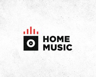 25 diseño de logos inspirados en casas
