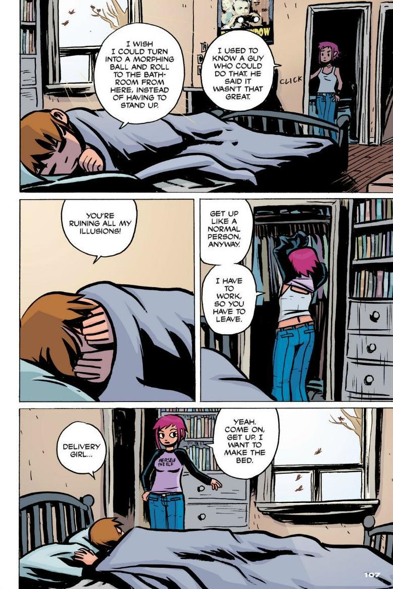 Read online Scott Pilgrim comic -  Issue #1 - 97